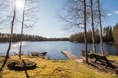 Myynti Pitkäjärventie 198 A