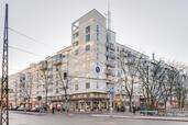 Myynti Runeberginkatu 4