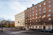 Myynti Helsinginkatu 8