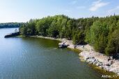 Myynti Grevskär Määrä-ala tontti no 2