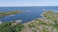 Myynti Västerön saari