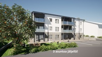 Myynti Savonkatu 10 103 As 3