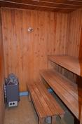 sauna, uusi kiuas