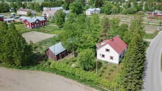 Kiinteistö sijaitsee Laihialla Mieltylän kylässä