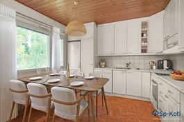 Virtuaalisesti sisustettu keittiö