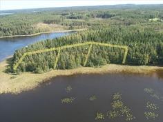 Kuva matalanveden aikaan, Ilmakuva: Suuntakartta