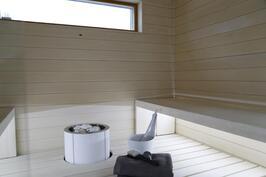 saunaosasto