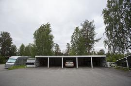 Autokatos ja autopaikka