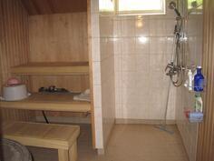 kellarin saunaosasto