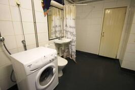 Kylpyhuone-badrummet