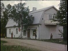 Kuva talosta ennen muutostöitä