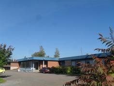 N. 350 m2/788 m2 2-kerr. liike- ja asuinkiinteistö vireässä Kiikoisten kylätaajamassa!