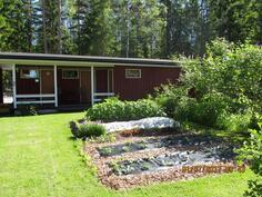Viherpeukalolle löytyy tilaa toteuttaa oma puutarhaunelmansa