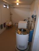 Pesuhuone (taloyhtiö tilat)