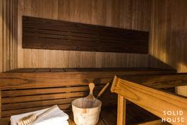 Sauna kutsuu lämmittelemään