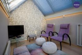 Olisko tämä työhuone vai vierashuone?