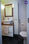 WC kodinhoitohuoneessa
