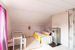 Vintin makuuhuone