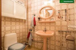 As 1 erillinen wc