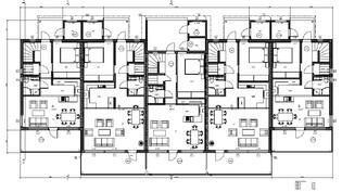 A-E Första våningen - Ensimmäinen kerros