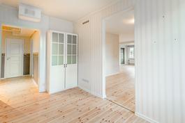 Olohuoneen viereinen huone / Rummet bredvid vardagsrum