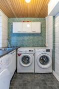 taloyhtiön yhteiset tilat: khh jossa oma pesukone