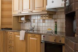 Keittiössä laadukkaat kodinkoneet