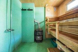 ph ja sauna yhdistelmä, erikseen kph