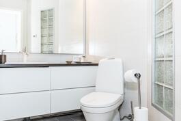 Toinen erillinen wc
