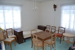 Vanhan puolen olohuone