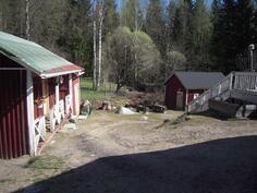 Aitta ja sauna