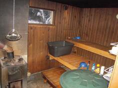 Pesu/löylyhuone