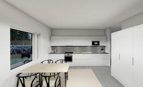Fiiliskuvaa keittiöstä