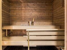 Ihana uusittu sauna
