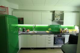 Asunto B keittiö