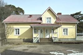 B-talo rakennettu 1940