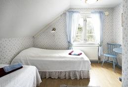 B-talon makuuhuone
