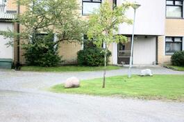 Sisääntulo-Ingång
