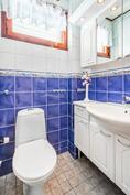 Erillinen wc / Separata wc