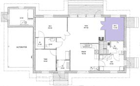 pohjakuva/3. makuuhuone (7,2 m²)