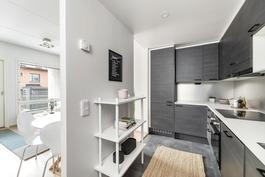 kuva huoneistosta B 8