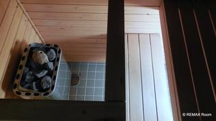 Sauna saneerattu 1998/99