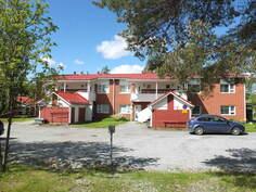 Asunto Oy Pappilanaho sijaitsee  rauhallisella alueella Keuruun Pappilanniemessä