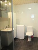 Pesuhuone on uusittu v. 2014