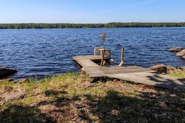 Laituri ja Pääjärvi