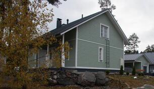 Kastelli talo