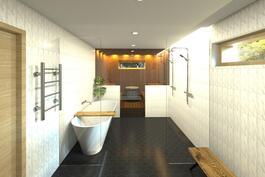 havainnekuva sauna ja kph talo C