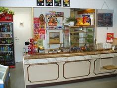 Grilli-kioskin tiloja