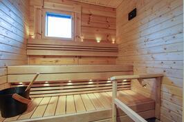 sauna A
