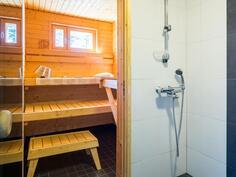 talon sauna ja pesuhuone